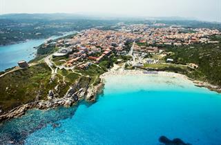 Italy, Sardinia, Santa Teresa di Gallura, Apartment Residence Cristal Blu