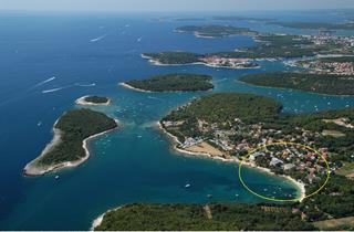 Croatia, Istria, Banjole, Centinera Resort
