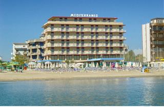 Italy, Central Adriatic Riviera, Ravenna, Hotel Mediterraneo
