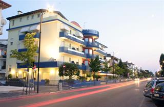Italy, Northern Adriatic Riviera, Caorle, Hotel Catto Suisse