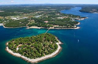 Croatia, Istria, Vrsar, Apartments Naturist Koversada