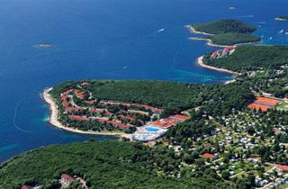 Croatia, Istria, Vrsar, Resort Petalon