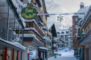 Switzerland, Engelberg, Trail Hotel