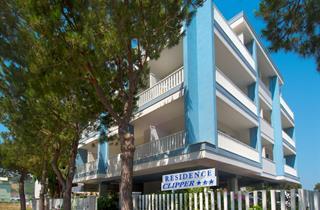 Italy, Central Adriatic Riviera, Giulianova, Hotel Clipper