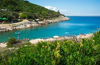 Chorwacja, Zatoka Kvarnerska, Mali Losinj, Camping Village Poljana
