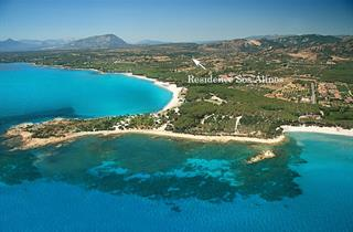 Italy, Sardinia, Orosei, Apartment Residence Sos Alinos