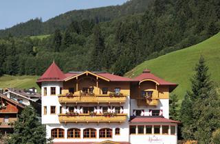 Austria, Zillertal, Gerlos, Hotel Alpenherz
