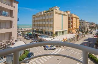 Italy, Central Adriatic Riviera, Cattolica, Hotel Mediterraneo