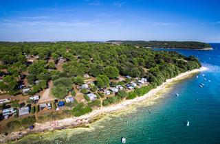 Chorwacja, Istria, Banjole, Camping ARENA Indije