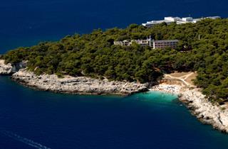 Croatia, Istria, Pula, Hotel Park Plaza Arena