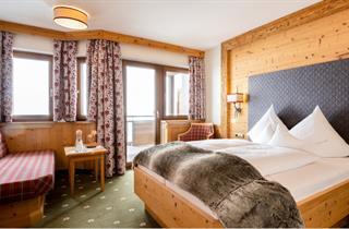 Austria, Ischgl, Galtür, Hotel Panorama Almhof