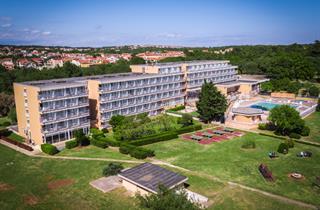 Croatia, Istria, Medulin, Hotel Holiday