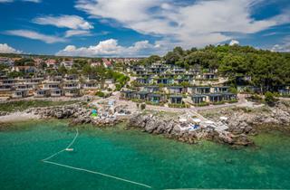 Croatia, Kvarner Gulf, Krk, Camping Jezevac Premium