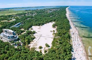Poland, Baltic Sea Coast, Dzwirzyno, HAVET Resort & Spa