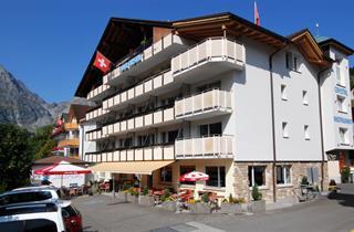 Switzerland, Engelberg, Hotel Crystal