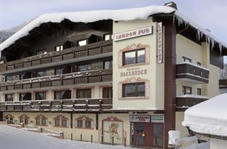 Austria, Kitzbuhel Alps, Kirchberg, Apartments Heidi & Peter
