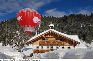 Austria, Salzburger Sportwelt, Filzmoos, Hotel Bauernhof Krahlehenhof