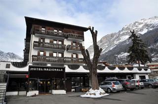 Italy, Bormio / Alta Valtellina, Bormio, Hotel Nazionale