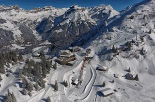 Switzerland, Engelberg, Hotel Alpine Lodge Trübsee